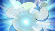 EP690 Axew de iris formando furia dragón.png